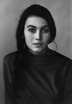 Emmylou Harris by David Gahr, 1968