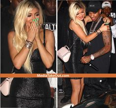 We've Got The FIRST PICS . . . Of Tyga's 18th BIRTHDAY PRESENT To Kylie Jenner . . . That Fool Bought Her A $200K FERRARI!!!