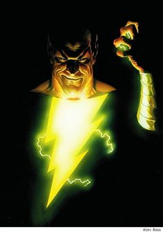 Black Adam by Alex Ross ®