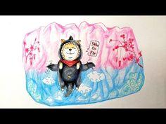 How to draw Shiba Gloowall || Garena Free Fire || Vẽ Tường băng Shiba - YouTube Shiba, Drawings, Fictional Characters, Art, Art Background, Kunst, Drawing, Fantasy Characters, Portrait