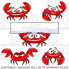 Tons Of Crab Fest Accessories On This Website Party