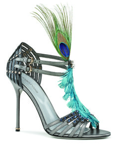Peacock! #shoes