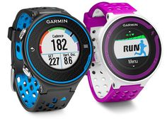 Forerunner 220 and 620 Colour Screen GPS Watches Can Predict Your Race Times