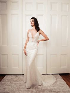 The Corston Couture wedding gown is defined by an undeniable romantic style. Couture Wedding Gowns, Designer Wedding Dresses, Bridal Dresses, Bridal Collection, Dress Collection, Luxe Wedding, Wedding Styles, High Fashion, Bride