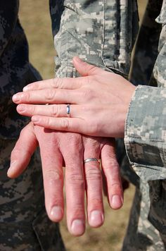 Deploying together: There are more than 20,000 dual military couples in the U.S. Army. The 443rd, an Army Reserve unit based out of Lincoln Neb., is home to five married couples who are scheduled to deploy to Kuwait where they will be transporting equipment and supplies to troops in Iraq.