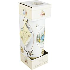 Cute Christening Gift - timeless classic | Beatrix Potter Baby Keepsake Capsule | Half Price at Only £8 | Gifts - New In! at The Works