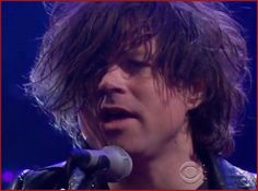 Watch: #RyanAdams Sings Emotional Ballad On 'Late ...