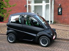 T.27 The World's Most Efficient Electric Vehicle - Gordon Murray Design.