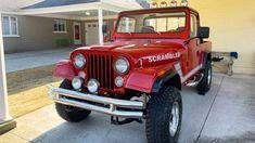 1983 5-Speed Manual in San Antonio, TX in 2020 | Jeep ...