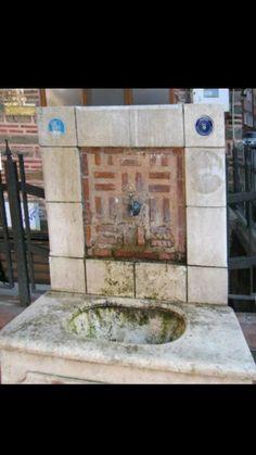 Fountain-Historic fountain-Constructive: Unknown-Year built: Unknown-Eşrefiler street-Osmangazi-Bursa