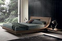 Aqua Platform Bed by Presotto