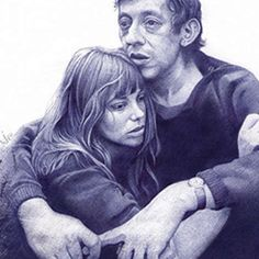 The amazing drawings made with ballpoint pen by the Spanish Isabel Lorenzo.