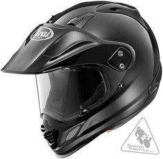 Arai XD4 Adventure Motorcycle Helmet - Solid   TwistedThrottle.com