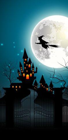 Halloween Silhouettes, Halloween Drawings, Halloween Clipart, Halloween Images, Halloween Prints, Halloween Backgrounds, Halloween Wallpaper, Halloween Themes, Halloween Fence