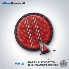 He had batsmen all twisted and turned. #OreoRewind