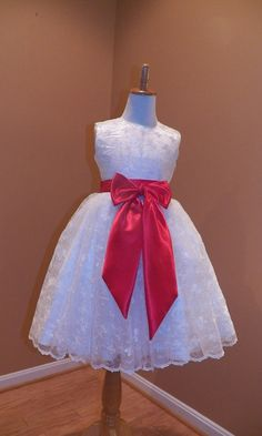 Buy Georgia: A beautiful organza lace dress with by nanayahstudio. Explore more products on http://nanayahstudio.etsy.com