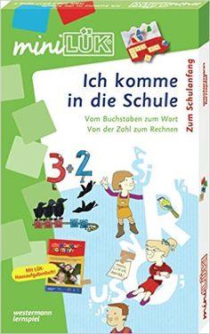 miniLÜK-Sets: miniLÜK-Set: Ich komme in die Schule: Übungsreihen zum Schulanfang ab 6 Jahren: Amazon.de: Heiner Müller: Bücher