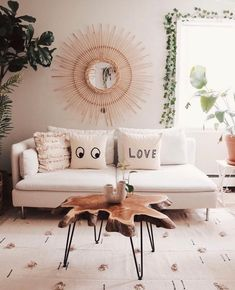 13 clever ways to decorate a small living room Boho Living Room Clever Decorate Living Room Small Ways Decor, Living Room Decor Modern, Apartment Living Room, Interior, Living Room Decor Apartment, Home Decor, Furniture, Modern Apartment Living Room, Apartment Decor