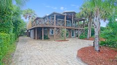 (SOLD) 1580 BEACH AVENUE -Ocean Views and 2 story guest house! The one bedroom guest cottage (600+sf) makes this a rare find in AB. Close to beach walkover and Atlantic Beach CC.