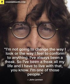 freak?? Well I guess I'm a freak..