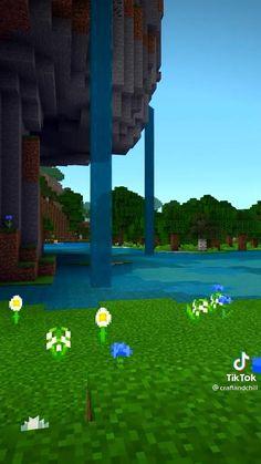 Video Minecraft, Minecraft House Tutorials, Minecraft Seed, Cute Minecraft Houses, Minecraft Room, Minecraft Funny, Minecraft House Designs, Amazing Minecraft, Minecraft Tutorial