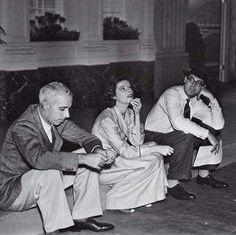 Bringing up Baby, 1938 director Howard Hawks, Kate and Cary