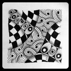 Image result for zentangle patterns borbz