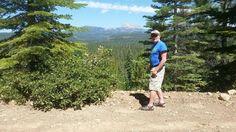 Mt. Lassen in backgroud