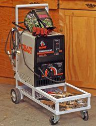 Building a Hobart Stickmate® Welder Cart
