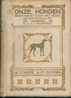 Más tamaños | Onze Honden omslag pm 1910 | Flickr: ¡Intercambio de fotos!