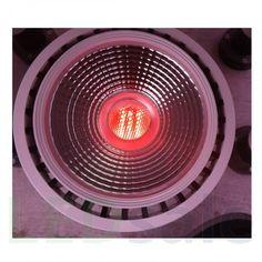 18W Premium COB LED Vekstlyspære - E27