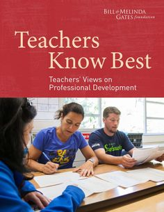 Far too many teachers report that current professional development offerings are neither relevant nor effective. What Is Need, Education System, Best Teacher, Professional Development, Coaching, Foundation, Challenges, Student, School