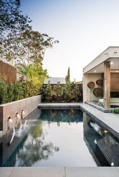 16 Dazzling Contemporary Swimming Pool Designs To Enjoy In The Summer