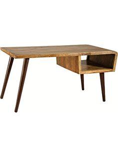 Stein World Furniture Orbit Wood Desk, Natural Printed ❤ Stein World Operating Company - DROPSHIP