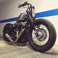 #BikesFamily @manuelmartinex ➡➡➡➡➡➡➡➡➡➡➡➡ #harleydavidsonaddicts #harley #harleydavidson #sportster #sportstersofinstagram #sportster48 #sportstersquad #harleydavidsonmotorcycles #harleychoppers #honda #harleylovers #sportstermafia #custom #softail #vrod #bobber #custom #harleysofinstagram #chopper #harleys #harleylife #scrambler #harleysofinstagram #motorcycle #motorbike  via ✨ @padgram ✨(http://dl.padgram.com)