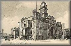 Allen County, Ohio Courthouse
