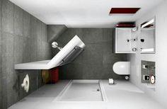 tiny Bathroom Decor GB based on model for remodeling Guest Bath Bathroom Design Small, Bathroom Layout, Bathroom Interior, Bathroom Ideas, Bathroom Storage, Bathroom Cabinets, Bathroom Designs, Bathroom Renovations, Bathroom Mirrors