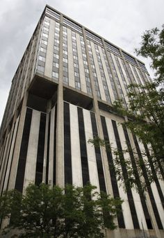 Genesee Towers, Flint, MI (since demolished) worked there for 4 yrs for nbd bank, fun times, great memories!!