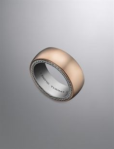 David Yurman Menu0027s Rings