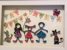 Quilling family