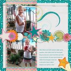 Great colors and paper selection in this kit. Wishing Stars by Nibbles Scribbles. http://www.digitalscrapbookingstudio.com/store/index.php?main_page=product_info&cPath=13_203&products_id=26200