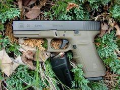 Glock 20, 10mm Pistol