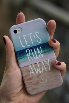 Beach Inspired iPhone Cases