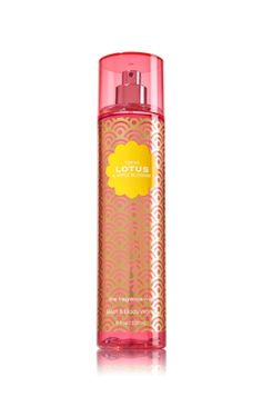 TOKYO LOTUS & APPLE BLOSSOM Fine Fragrance Mist - Signature Collection - Bath & Body Works
