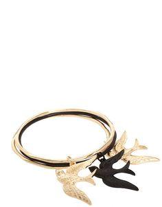 Swallow bangles