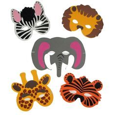 zoo animals party theme - Google Search