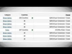 Affiliate Marketing mit binären Optionen und Forex