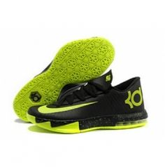 new arrival bb876 ccabb Discover the Nike Kevin Durant KD 6 VI Black Neon Green For Sale Top Deals  collection at Pumarihanna. Shop Nike Kevin Durant KD 6 VI Black Neon Green  For ...