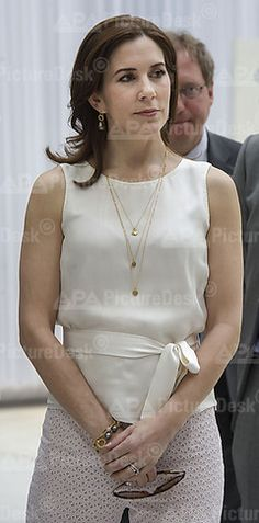 Chile, March 2013  Princess Mary of Denmark
