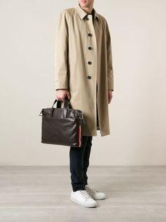 687243b39939 Bally 'Tajest' briefcase Портфели, Мужская Мода, Сумки Из Текстиля,  Фирменный Дизайн